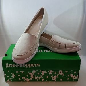 Grasshoppers Janis chambray shoes
